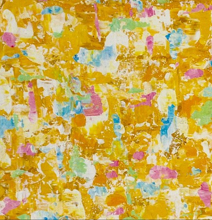 Abstract painted by Anita Dielen