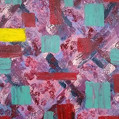 Abstract 4 (Stylish) painted by