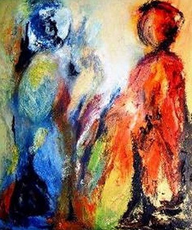 Together painted by Welbel Art