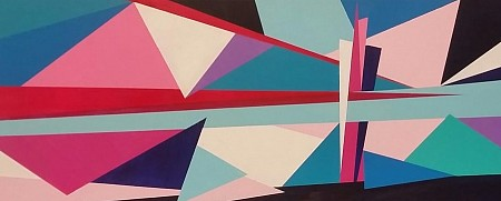 Into the triangle painted by Mimpi-ARt