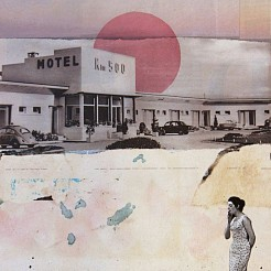 Motel 500 painted by