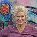 Kunstenares Mir Mirthe Kolkman van der Klip